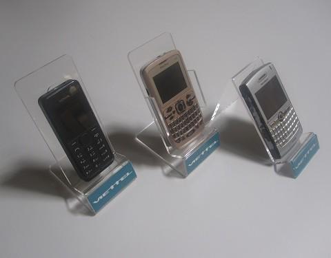 Kệ mica điện thoại 05
