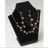 acrylic necklace display