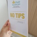 Chuyên Nhận Làm Tent Card Mica Giá Rẻ Tại TPHCM