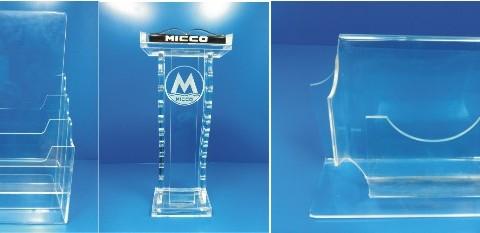 Cắt laser mica - Cắt chữ mica mẫu 7