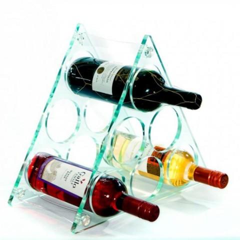 Kệ mica để rượu 2