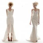 Xu Hướng Thời Trang Váy Cưới Cắt Laser Độc Đáo Hiện Nay