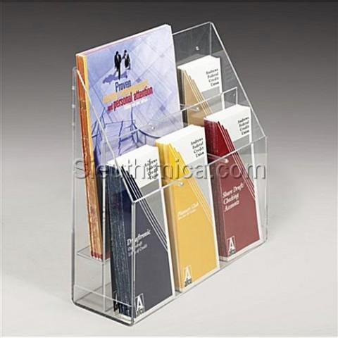 Kệ mica brochure 11